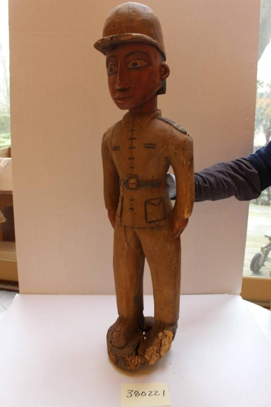 Colonial male figure (Colon Figure)