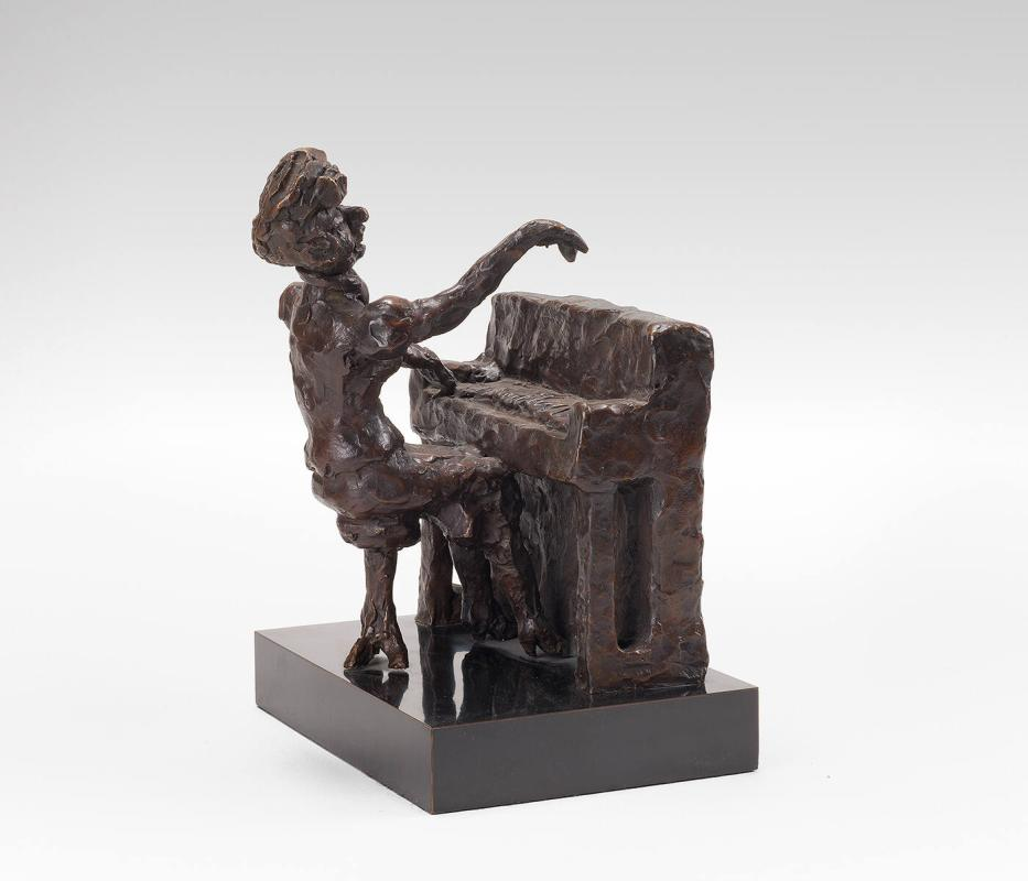 Untitled (Piano Player)