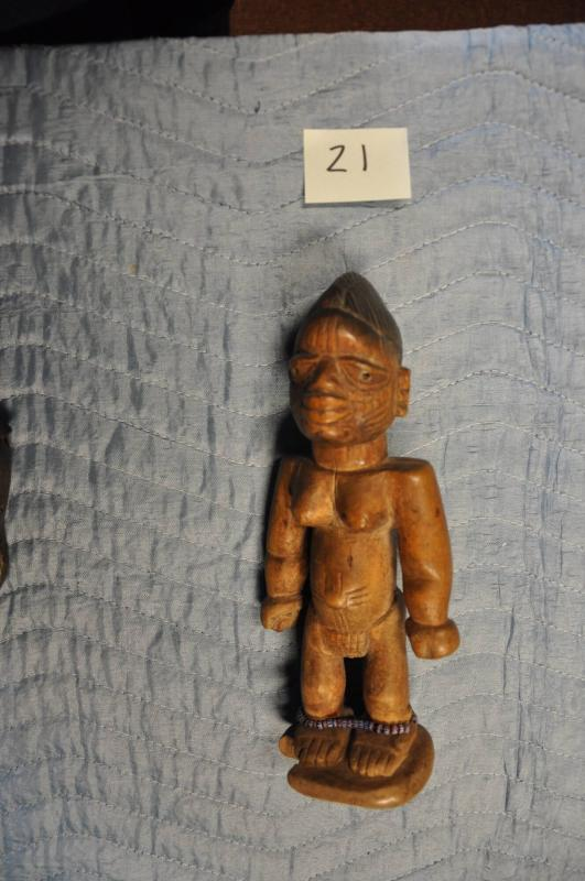 Eve Ibeji Figure