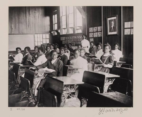 "Whittier Preparatory School, Phoebus, VA (from ""Eighteen Photographs"")"