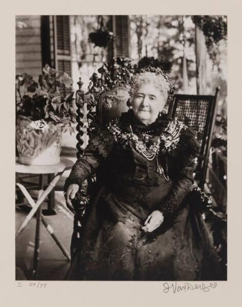 "Mrs. Turner, Lenox, Mass. (from ""Eighteen Photographs"")"