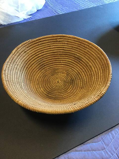 Woven Ware (basket)