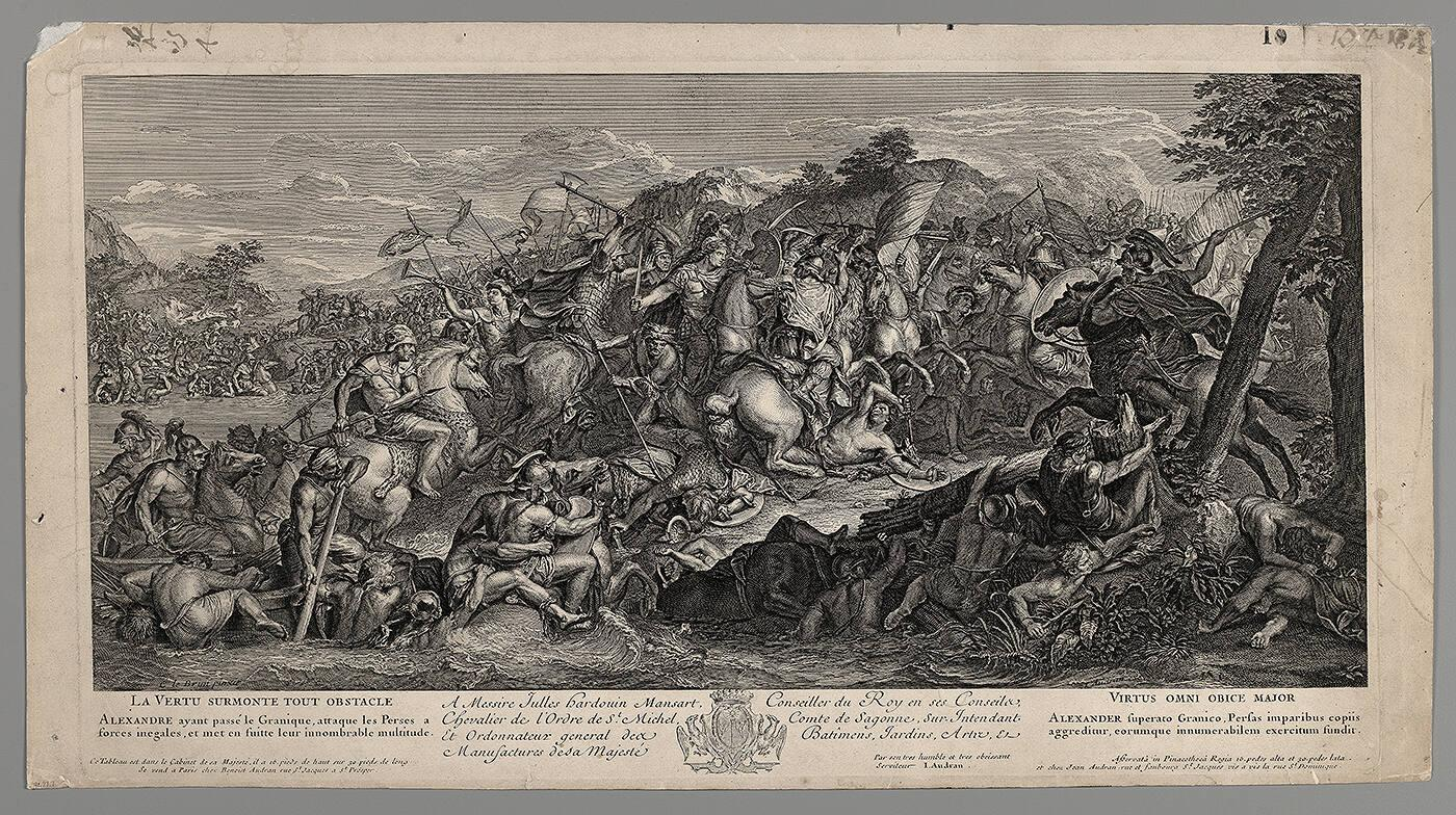 Alexander's Passage of the Granicus