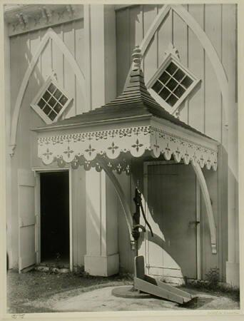 "Maine Pump (from ""Walker Evans: Selected Photographs"")"