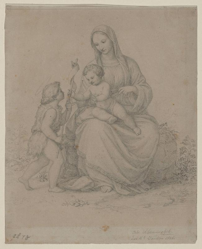 Madonna and Child with St. John