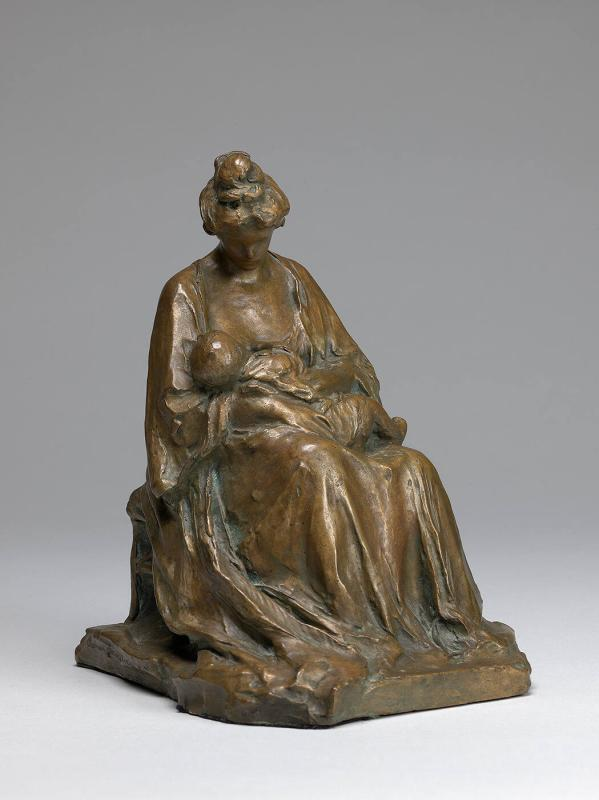 Mother Nursing Child