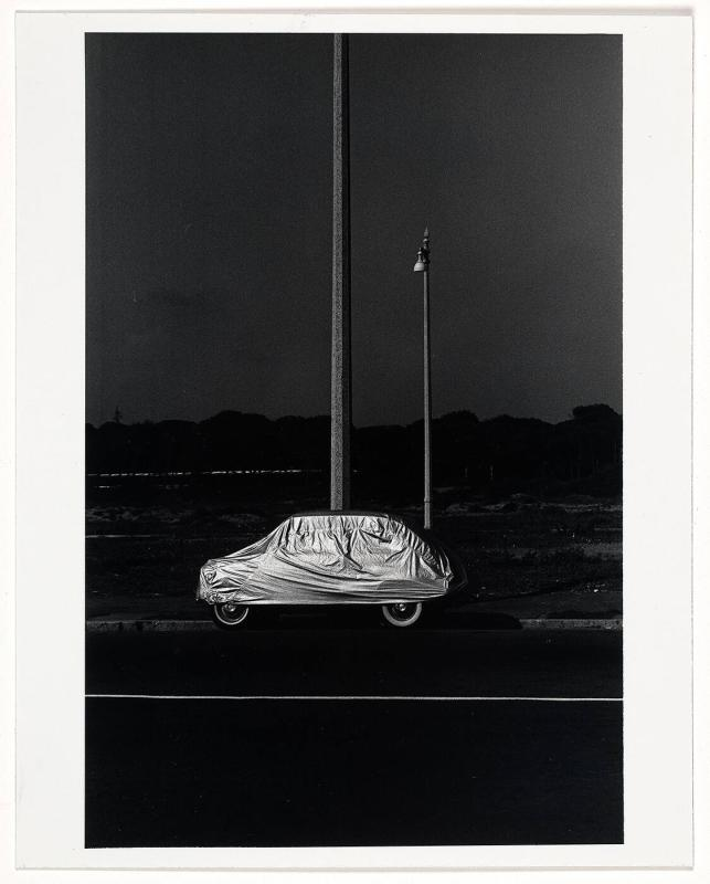 Car and Poles/Rome