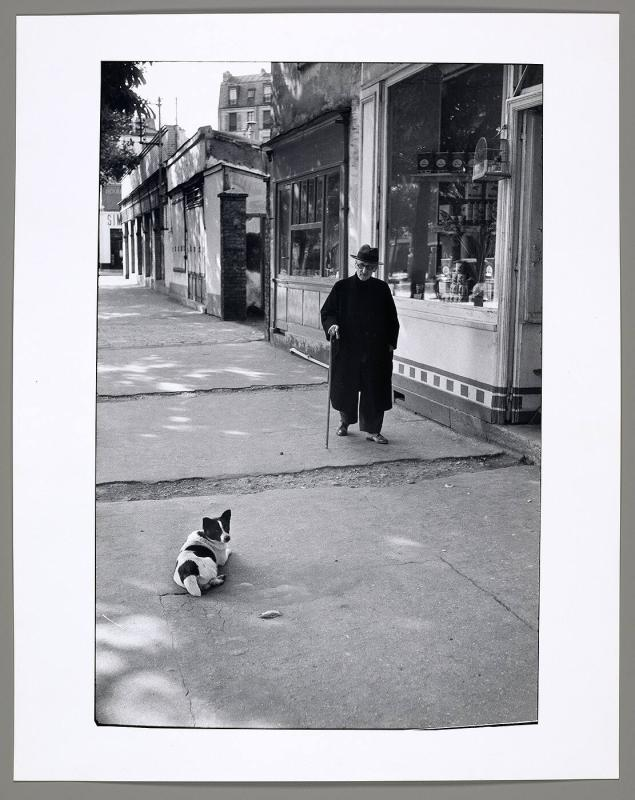 "Neuilly, France, 1952 (from ""Son of Bitch"")"