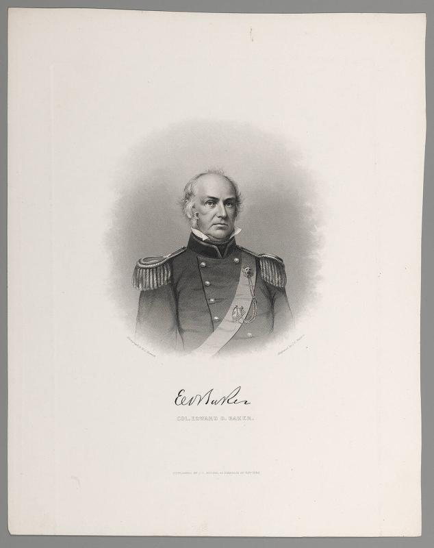 Colonel Edward D. Baker