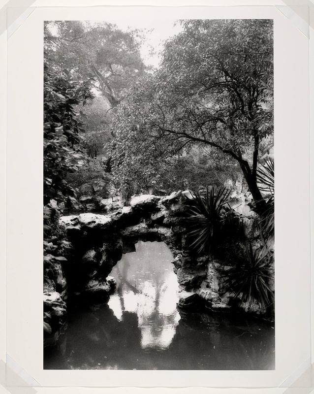 "Li Yuan Garden, China from ""Erica Lennard Selected Images"""