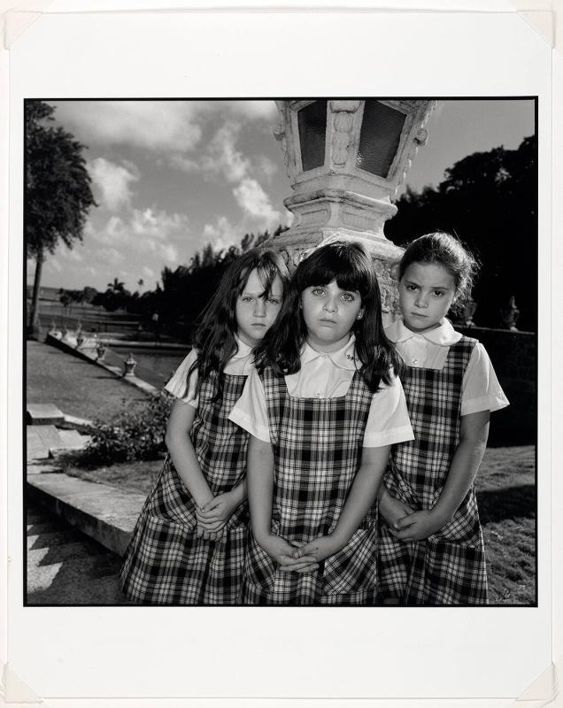 "Three Girls in Plaid (from ""In America"")"