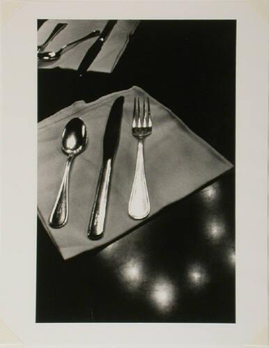 "Knife, Fork, Spoon (from ""Somnambulist"")"
