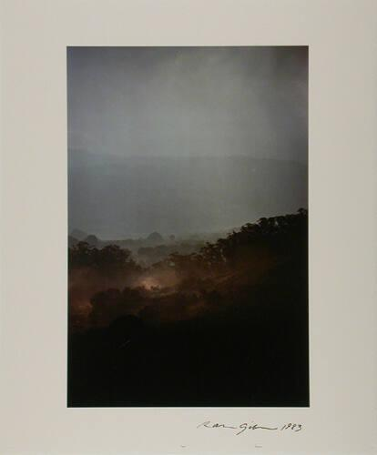 "Storm/Maui (from ""Color Nature Landscapes I"")"