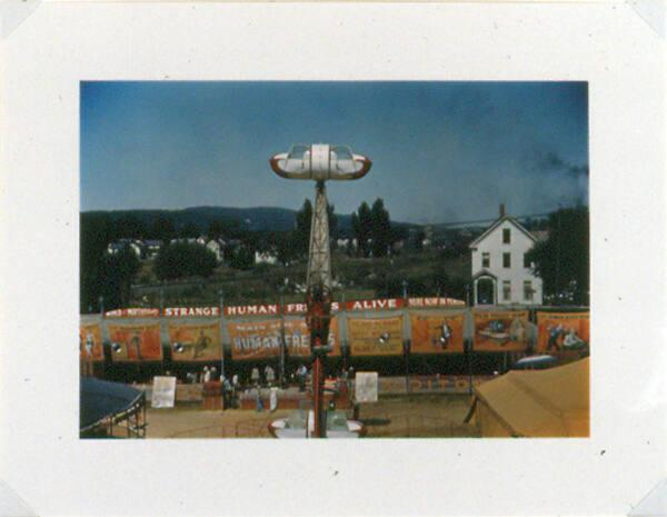 At the Vermont State Fair, Rutland
