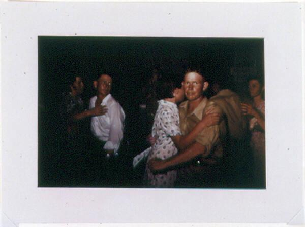 Couples at square dance, McIntosh County, Oklahoma