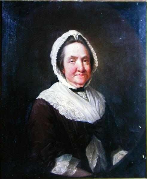 Frances, Wife of Robert Butcher, Esq.