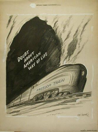 Doubt About the American Way of Life, Wednesday, September 7, 1941