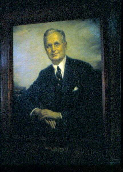 Portrait of Roger Preston (1900-1954), Class of 1922