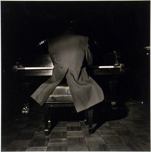 "Piano Player from Behind, Wash. D.C. - February, 1990 (from ""Social Context"")"