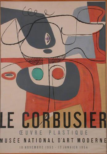 Le Corbusier: Musée National D'Art Moderne