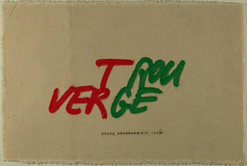"Trou Verge/ Vert Rouge (from ""Complimentaire Series"")"