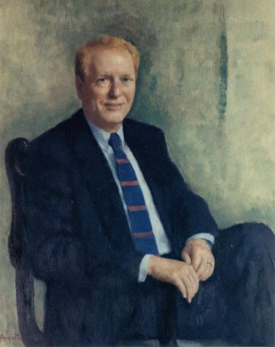 Harry C. Payne, Fourteenth President of Williams College, 1994-1999