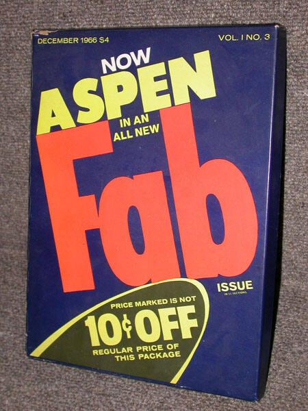 Now Aspen in an all new FAB