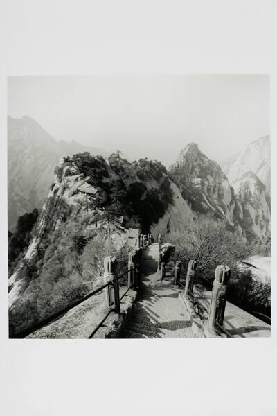 "Canglong Mountain Range, Hua Mountain, Shaanxi Province, (from ""The Chinese"")"