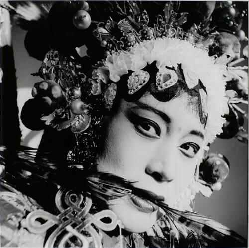 "An Actress of Hebei Opera, Huoshentai, Henan Province (from ""The Chinese"")"