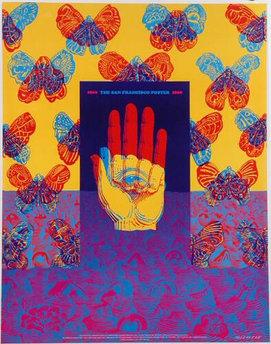 The San Francisco Poster 1966-68