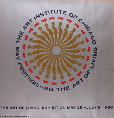 The Art of Living Exhibition 1966