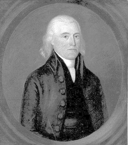Portrait of the Honorable John Bacon (1737-1820), Williams Trustee 1793-1804